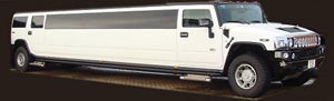 Hummer Hire Essex - Our white Hummer Hire Limo