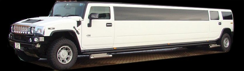 Hummer H2 2009 series hire Limo