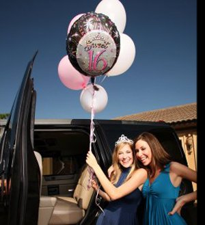 Hummer Hire Essex - Birthday party
